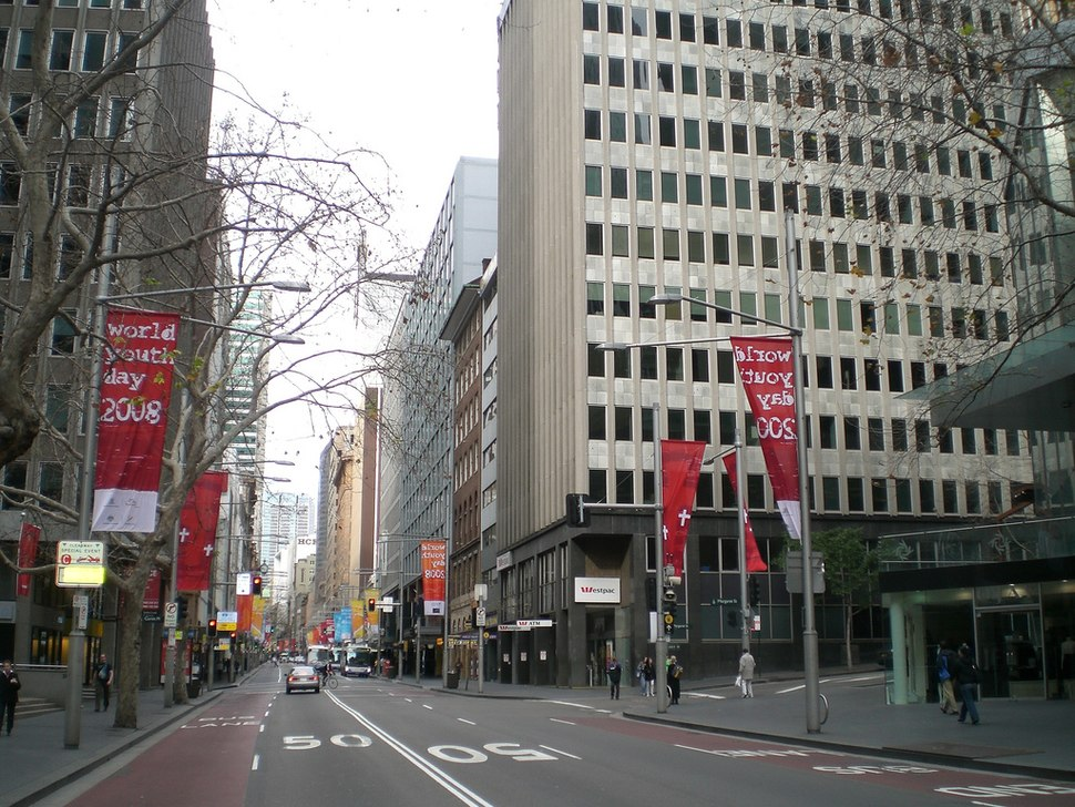 George Street at Hunter Street, Sydney.jpg