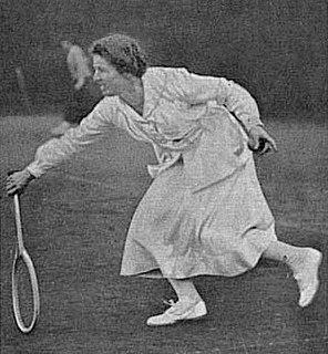 Geraldine Beamish English tennis player