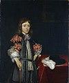 Gerard ter Borch - Gerbrand Pancras, Formerly Known as Hendrick Casimir II, Prince of Nassau-Dietz GMIII MCAG 1979 447.jpg