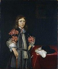 Portrait of Gerbrand Pancras