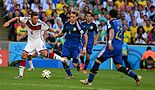 Germany and Argentina face off in the final of the World Cup 2014 18.jpg