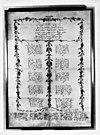 getekende zegenwens voor pastoor cramer 1803, pen, penseel in kleur (vreugdenhof) - amsterdam - 20014664 - rce