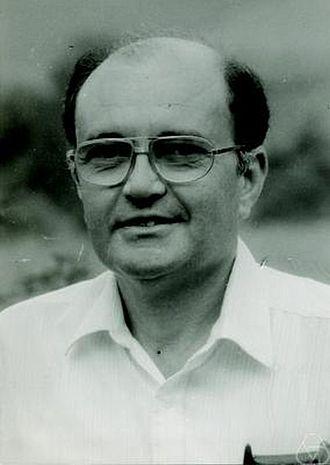 Ronald Getoor - Ronald Getoor, Oberwolfach 1984