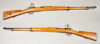 Mauser - Swedish rifle Model 1896
