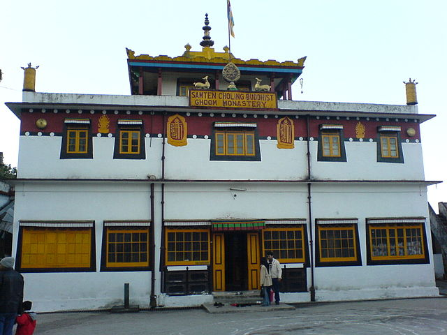 Ghoom Buddhist Monastery
