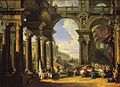 Giovanni Paolo Panini The Wedding at Cana, about 1725.jpg