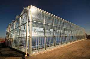 GlassPoint Solar - The world's first solar EOR project, operated by Berry Petroleum Company in Kern Country, CA, USA.