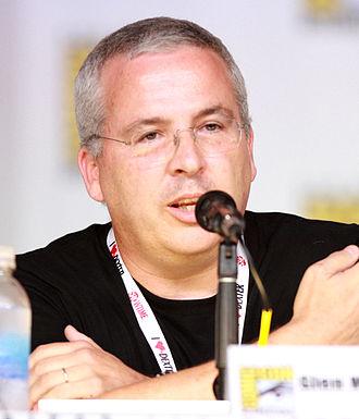 Glen Morgan - Morgan speaking at the 2013 San Diego Comic Con International