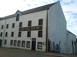 Glen Scotia distillery - Glen Scotia Distillery