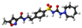 Glisoxepide molecule ball.png