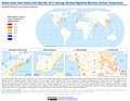 Global Urban Heat Island (UHI) Data Set, 2013 Average Summer Nighttime Minimum Surface Temperature (29968026924).jpg