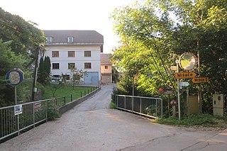 Globoko, Radovljica Place in Upper Carniola, Slovenia