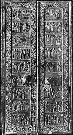 Gniezno Cathedral door.jpg