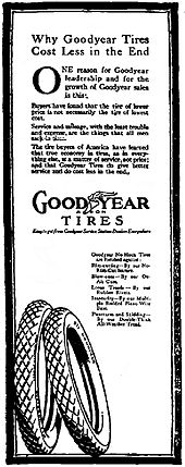 Goodyear Tire and Rubber Company - Wikipedia