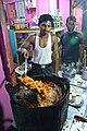 Gopal Maishal - Onion Pakora Preparation - Digha - East Midnapore - 2015-05-02 9562.JPG