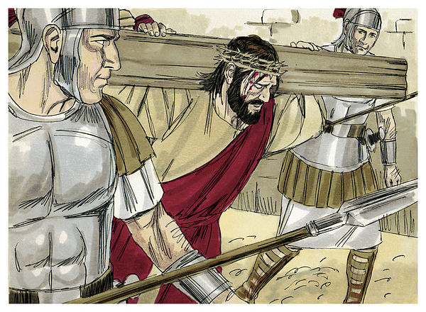 Gospel of Matthew Chapter 27-8 (Bible Illustrations by Sweet Media).jpg
