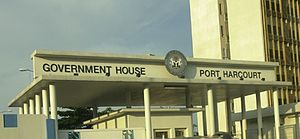 Governor of Rivers State - Government House, Port Harcourt