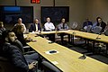Governor Wolf and PEMA Director Rick Flinn Give Briefing on Hurricane Joaquin (21249107443).jpg