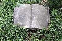 Grab von Hoimar von Ditfurth auf dem Staufener Friedhof.jpg