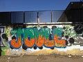 Graffiti in Piazzale Pino Pascali (Rome) - panoramio (2).jpg