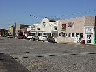 Granville, Illinois - Downtown Granville, Illinois