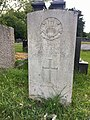 Gravestone of Private H.L. Jones of the Welch Regiment at Cathays Cemetery, May 2020.jpg