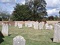 Gravestones in Southwick Churchyard - geograph.org.uk - 1040031.jpg