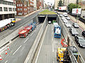Great Charles Street Queensway - tunnel closures (9431549660).jpg