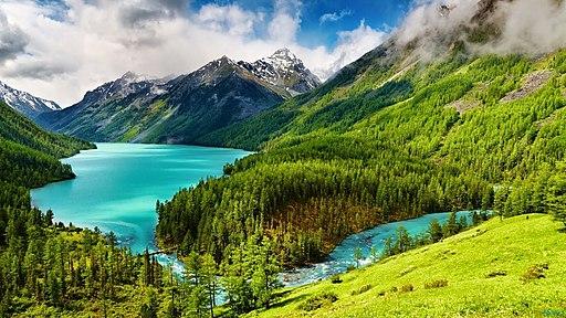 Great nature landscape Pakistan