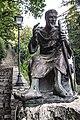 Greccio Statua Scalinata.jpg