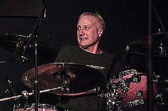 Gregg Bissonette - Image: Greg Bissonette(by Scott Dudelson)