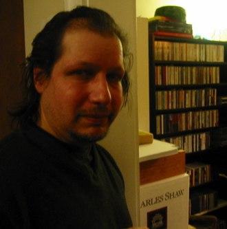 Greg Costikyan - Game designer Greg Costikyan