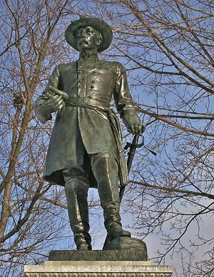 Frederick Moynihan - Griffin A. Stedman Monument