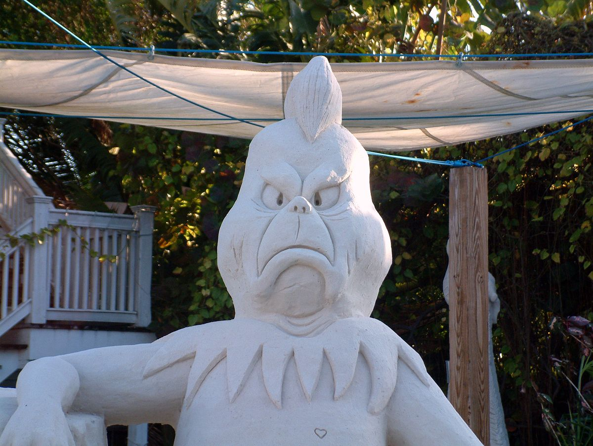 El Grinch (personaje) - Wikipedia, la enciclopedia libre