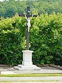 Grosly-sur-Risle (Eure, Fr) croix de chemin.JPG