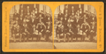 Group portrait of men on steps of a building, from Robert N. Dennis collection of stereoscopic views.png