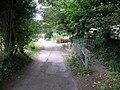 Gué asséché (ford drained), Patrixbourne, Kent, UK - panoramio.jpg