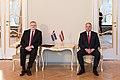 Gundars Daudze tiekas ar Islandes vēstnieku (27645431628).jpg