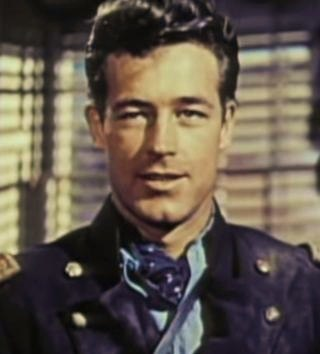 Guy Madison in Drums in the Deep South