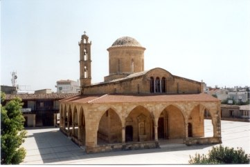 Guzelyurt church 01