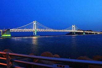 Suyeong District - Gwangan Bridge