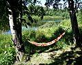 Hängmatta vid Arboretum Norr.jpg