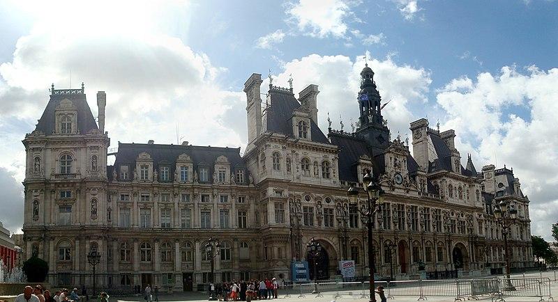 File:Hôtel Ville Paris.jpg