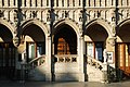 Hôtel de ville de Bruxelles - Perron 01.JPG