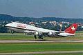 HB-IGC 1 B747-357 Swissair ZRH 31AUG98 (6555646701).jpg