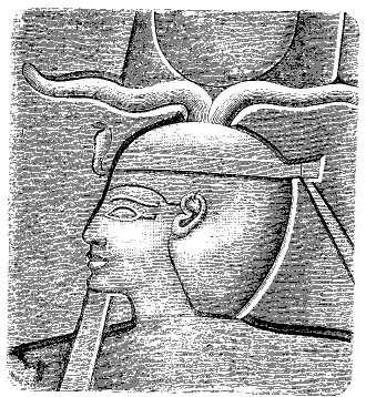 HEAD OF Pharaoh Shoshenq I