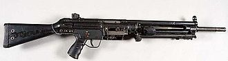 Heckler & Koch HK21 - HK21A1 general-purpose machine gun