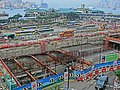 HK Central IFC terrace view 07 construction site 金融街 Finance Street May-2013.JPG