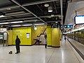 HK TKL 調景嶺站 Tiu Keng Leng MTR Station 月台 platform interior December 2019 SS2 01.jpg