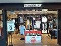 HK TST 尖沙咀 Tsim Sha Tsui 海港城 Harbour City mall shop CHIVIGNON March 2020 SS2 02.jpg